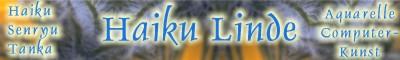 Dietlinde Heider stellt die Haiku-Welt vor: Haiku-Lyrik der vier Jahreszeiten bildhaft gestaltet, Haiku-Kiesel im Lebensfluß, Tanka, Haiku-Literatur im Schaufenster in Bild und Wort, Aquarelle, Seidenbilder und Computerkunst. Für Lyrik- und Kunstbegeisterte eine Homepage, die zum Verweilen und Genießen einlädt.